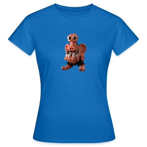 Very positive monster - Women's T-Shirt