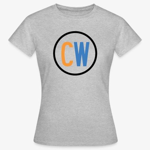 Logo circulaire Coasters World - T-shirt Femme