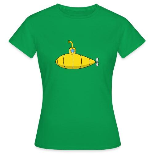 Submarine - Camiseta mujer