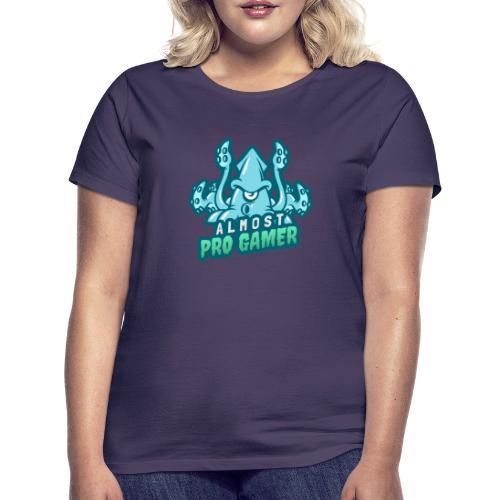 Almost Pro Gamer - Maglietta da donna