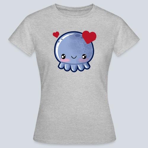 Octoliebe - Frauen T-Shirt