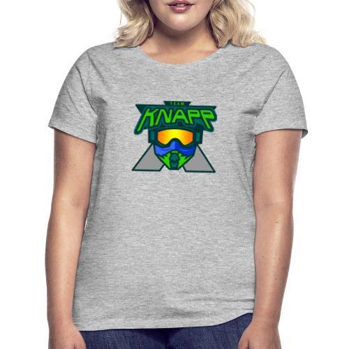 Team Knapp - Frauen T-Shirt
