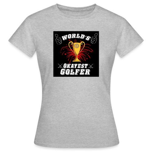 golfer - T-shirt Femme