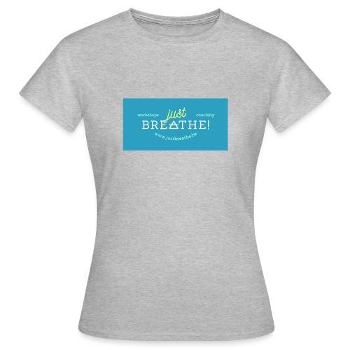 JB tekst - Vrouwen T-shirt