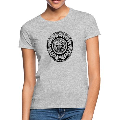 Street Mandala 1 Stefan Lindblad Illustration - T-shirt dam