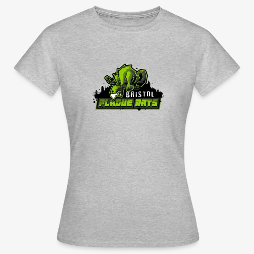 Bristol Plague Rats - Women's T-Shirt