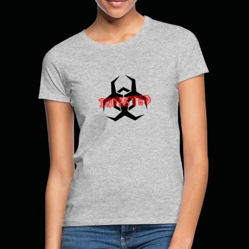 infected - T-shirt Femme