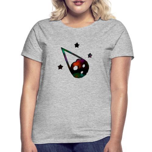 logo interestelar - Camiseta mujer