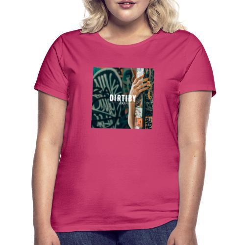 Graff dirty - Camiseta mujer