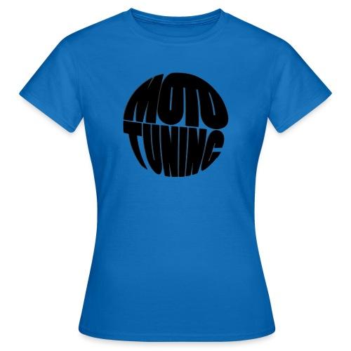 MotoTuning Black - Women's T-Shirt