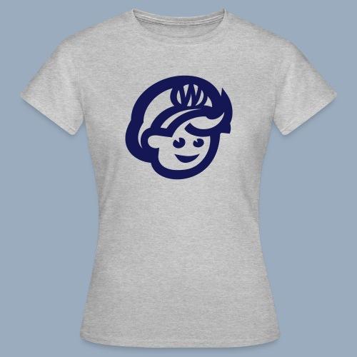 logo bb spreadshirt bb kopfonly - Women's T-Shirt