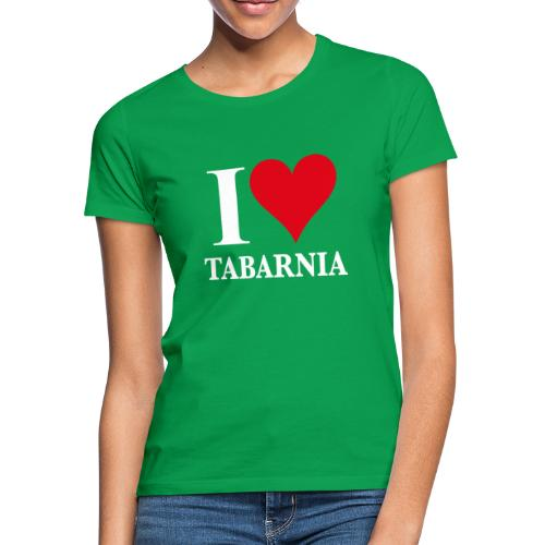 I love Tabarnia away from Catalan nationalism - Women's T-Shirt