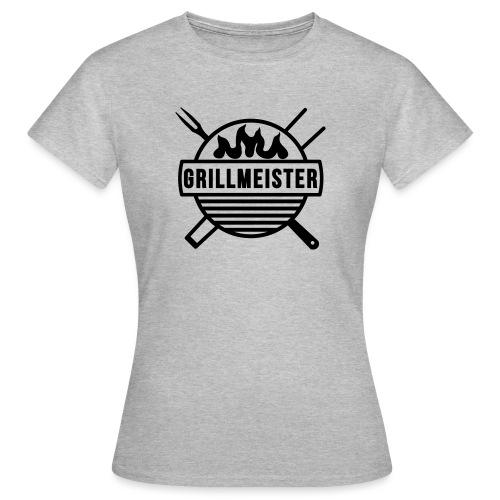 Grillmeister - Frauen T-Shirt