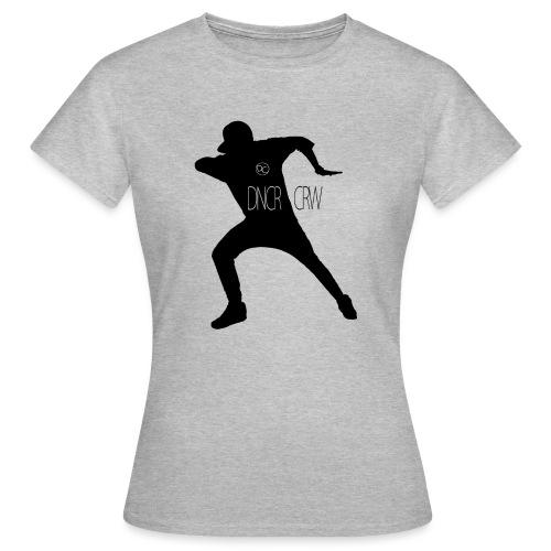 DCLogo_black - Frauen T-Shirt