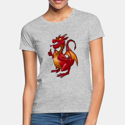 Drako_Drake - Camiseta mujer