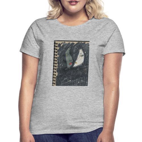 La noche - Camiseta mujer