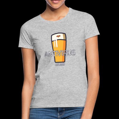 Antivirus - Vrouwen T-shirt