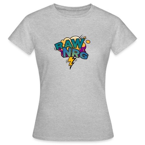 Raw Nrg Comic 1 - Women's T-Shirt