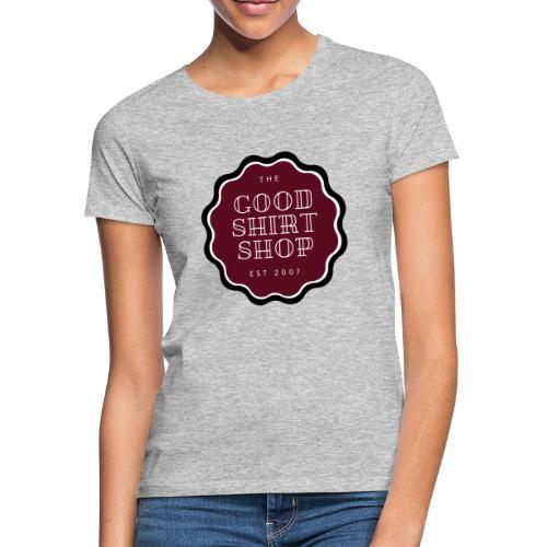 THE GOOD SHIRT SHOP - Women's T-Shirt