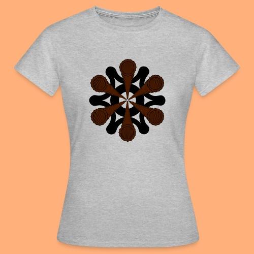 vortex - T-shirt Femme