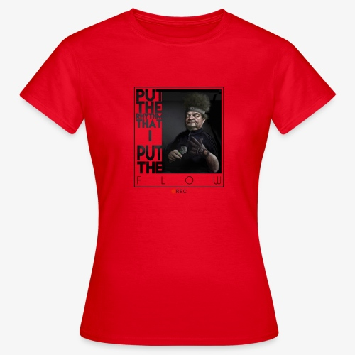 bboy forever - Camiseta mujer