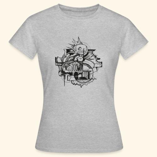 Erinnerung leben by buks.one - Frauen T-Shirt