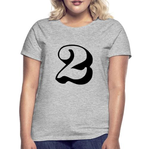 cool number 2 - Vrouwen T-shirt