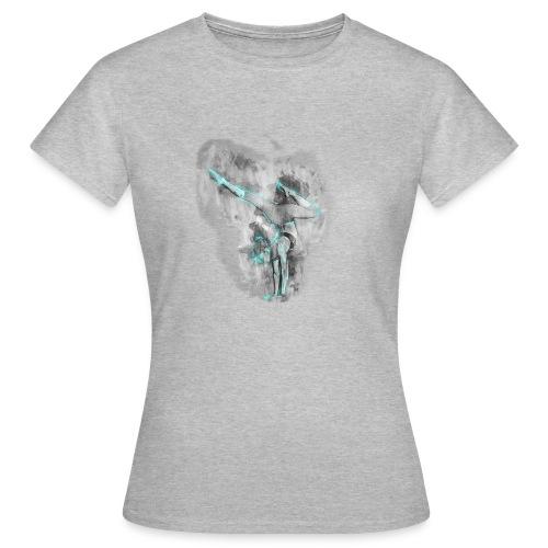 Yoga - T-shirt dam