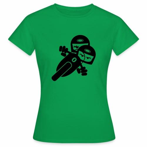 Motorcycle pair 2 - Women's T-Shirt