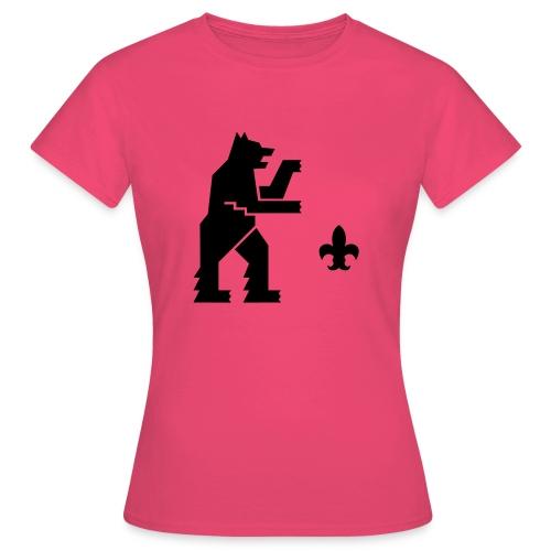 hemelogovektori - Naisten t-paita