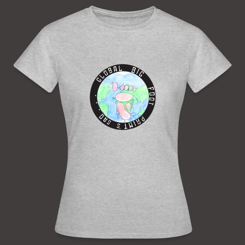 Big Foot 1 - T-shirt Femme