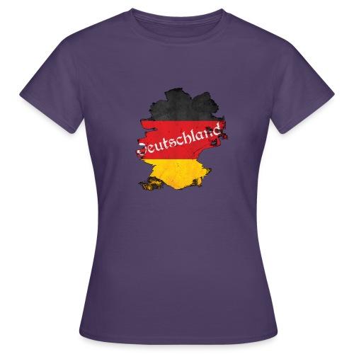 Deutschland - Women's T-Shirt
