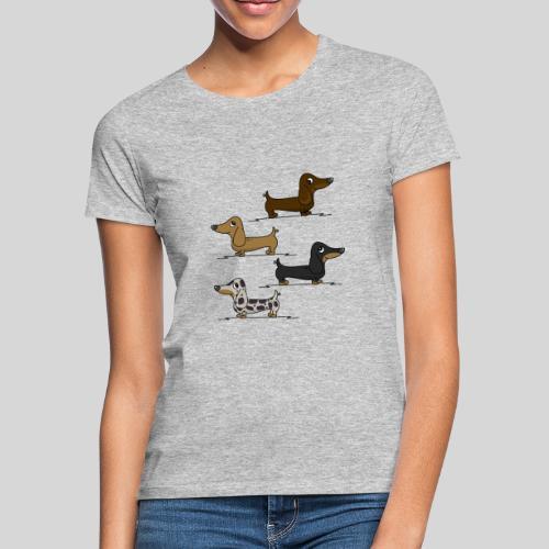 Dachshunds - Women's T-Shirt