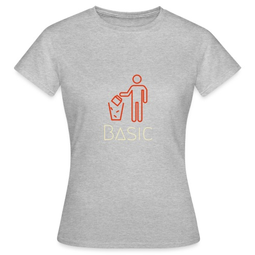Hope Bearer - Basic - T-shirt Femme