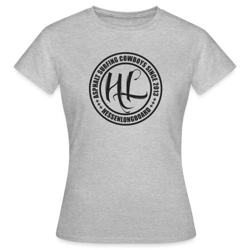 Hessenlongboard® Asphalt Cowboy 2016 - Frauen T-Shirt