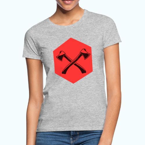 Hipster ax - Women's T-Shirt