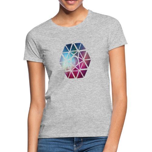 diseño de figuras - Camiseta mujer