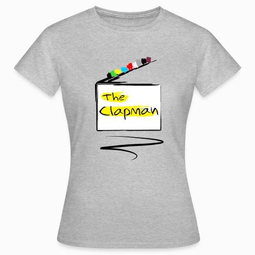 TheClapman - T-shirt Femme