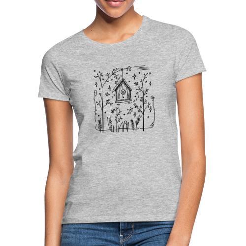 Vogelhuisje - T-shirt Femme