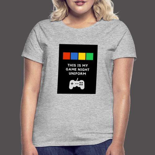 Game night uniform - Camiseta mujer