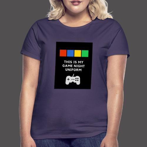 Game night uniform - Camiseta mujer