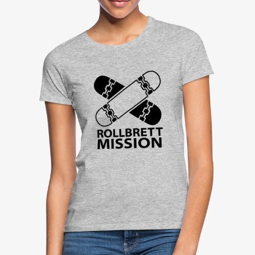 Logo Klassisch - Frauen T-Shirt