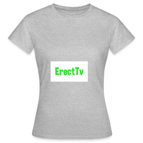 Erect Tv - Frauen T-Shirt