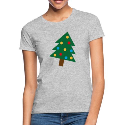 Weihnachtsbaum für hässliche Weihnachten - Frauen T-Shirt
