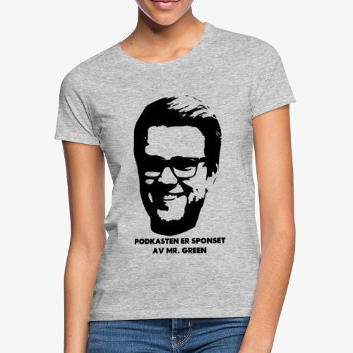 Christians - T-skjorte for kvinner