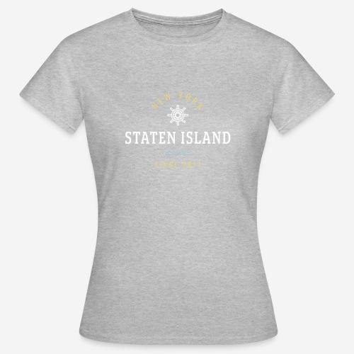 NWE YORK - STATEN ISLAND - Maglietta da donna