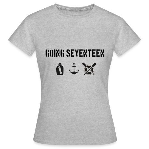 Going Seventeen - T-shirt Femme