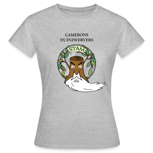 Stam shirts 20181803 - Vrouwen T-shirt
