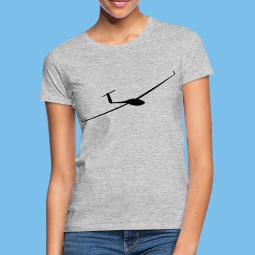Segelflugzeug GP14 Segelflieger Geschenk gleiten - Frauen T-Shirt