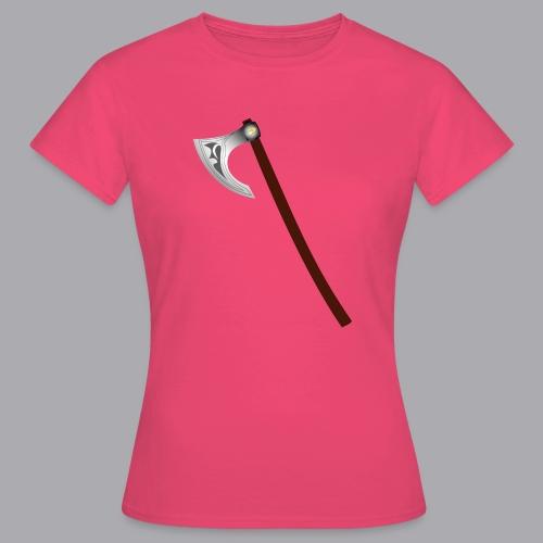Wikinger Beil - Frauen T-Shirt